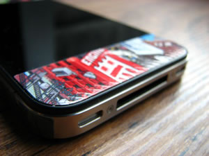 GelaSkins for iPhone 4 and MacBook Pro