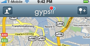 GyPSii for iPhone
